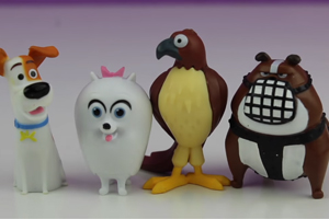 Wal-Mart Toy Recall Issued for Lead Contaminated Animal Figures