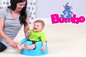 Bumbo Baby Sitter Seat Recall Raises Questions about Seat's Marketing Photos