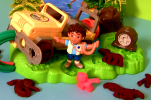 Mattel Fisher-Price Toy Recall Issued for Go Diego Go Animal Rescue Boats