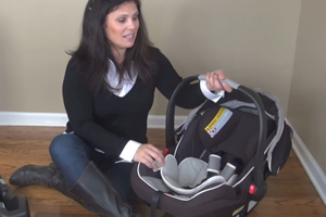 Graco SnugRide Infant Seat Recall Issued Over Choking Hazard