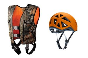 Bicycle Helmets, Safety Harnesses
