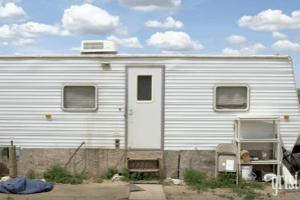 Toxic FEMA Trailer