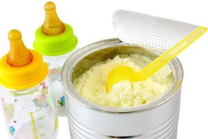 BPA in Baby Formula Cans