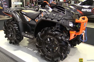Polaris ATV Recall Doubled Following 372 More Fire Reports