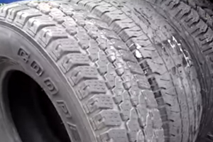 Another Cooper Tire Recall