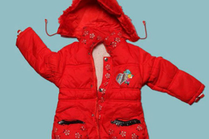 Manufacturers of Kids' Clothing Ignore Drawstring Guidelines