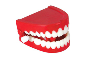Toy Teeth, Pens Recalled for Lead
