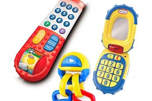 Little Tikes toy cell phones