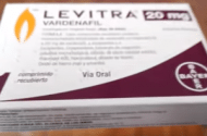 Levitra with Temporary Amnesia Noted