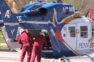medical helicopters crashes rise