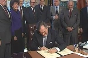 bush signs Product Safety Bill