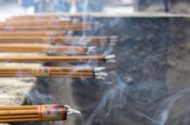 Long-term Incense Exposure May Up Cancer Risk