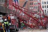 Firms Cited in Fatal New York City Crane Collapse