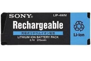 Sony Lithium-Ion Batteries