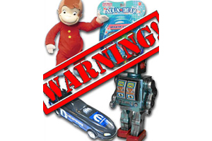 Toy Recalls Lower This Year