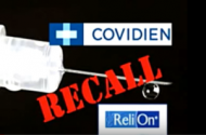 ReliOn Insulin Syringes Sold at Wal-Mart, Sam's Clubs Recalled