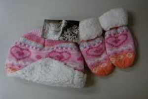 Dangerous Magnets Prompt Recall of Hat and Mitten Sets