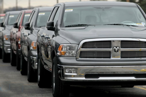 Pick-Ups Recalled for Fire Risk