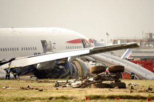 US Airways Compensated Crash Landing Passengers