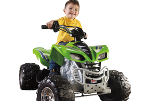 CPSC Says ATVs Can Be Sold to 12-to15 Year Olds