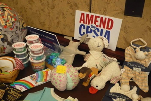 New Child Product Safety Law Now in Effect
