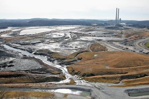 Tva fly ash pond clean bill before spill parker waichman llp for Design of ash pond