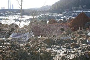 Tva fly ash pond had failure in 39 80s parker waichman llp for Design of ash pond