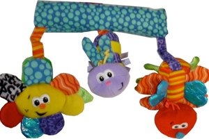 Recalls: Infant Toys Over Choking Hazard and Ice Skates Due to Lead Standard
