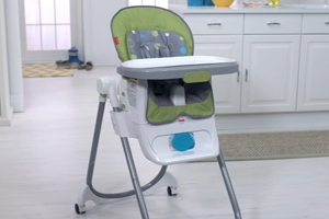 Fisher Price High Chairs Among Dangerous Products Recalled This Week