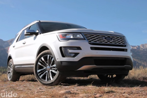 Feds to Probe Ford Explorer, Mercury Mountaineer SUV Transmission Dangers
