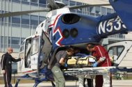 Medical Helicopter Study Spurs Debate