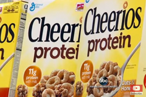 FDA Scolds General Mills Over Cheerios Claims