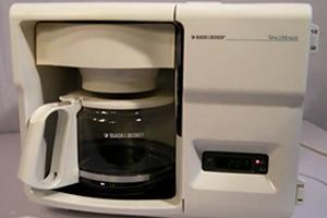 Black & Decker Spacemaker Coffeemakers Recalled for Burn Hazard