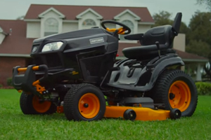 Craftsman Lawn Tractors Recalled for Brake Failure