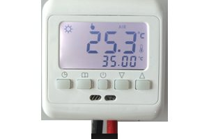 Under-Floor Heating System Thermometers