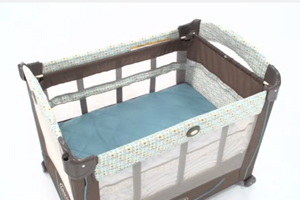 Kolcraft Play Yards To Be Recalled Following Reports of Injuries