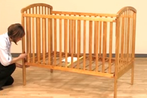 Simplicity Drop Side Crib Blamed for Child's Death, Another Recall Issued