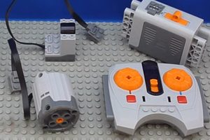 lego remote controls