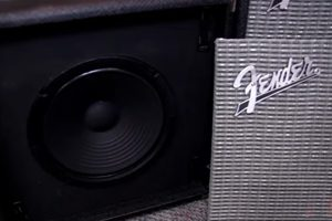 Fender Musical Instruments bass amps