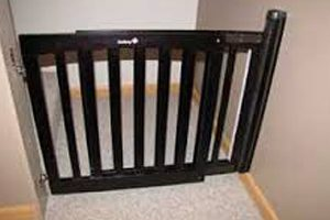 Dorel stair gate