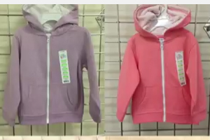 CPSC Announces Hooded Sweatshirt Recall