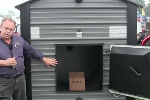 WoodMaster Outdoor Furnace Recalled for Fire Hazard