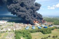Puerto Rico Oil Explosion Fire Extinguished, Investigation Under Way