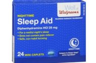 Label Changes for Prescription Sleep Aids Announced in Canada