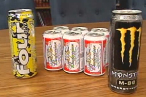 FDA Orders Safety Review Of Alcoholic Energy Drinks