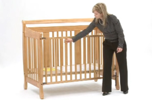 Crib Recall, Said to be One of the Largest in U.S. History