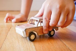 Lead Paint Violation in wooden toys