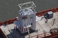 Dome Arrives to Contain Deepwater Horizon Oil Spill