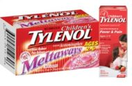 Children's Tylenol, Motrin, Zyrtec and Benedryl Products Recalled