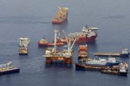 BP Top Kill Procedure Fails, Well Could Spew Oil Until August